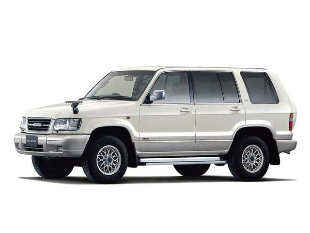 いすゞ ビッグホーン 2001年6月〜モデル