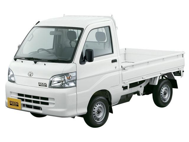トヨタ ピクシストラック 2011年12月〜モデル