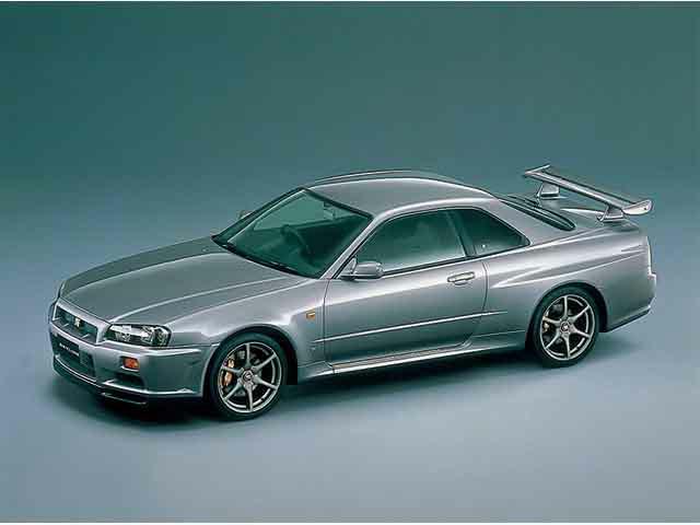 日産 スカイラインGT-R 新型・現行モデル