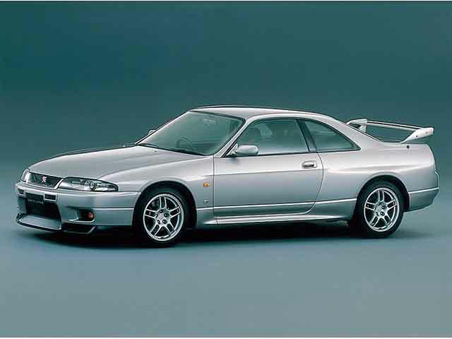 日産 スカイラインGT-R 1997年2月〜モデル
