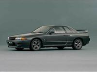 日産 スカイラインGT-R 1989年8月〜モデルのカタログ画像