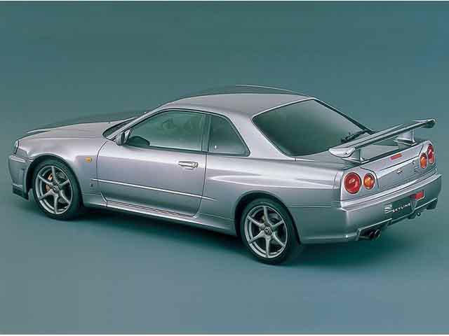日産 スカイラインGT-R 1999年1月〜モデル
