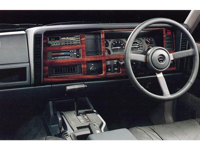ジープ チェロキー 1993年10月〜モデル