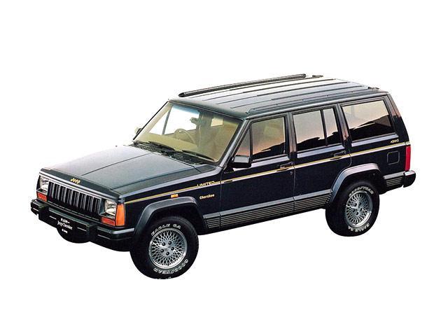 ジープ チェロキー 1994年10月〜モデル