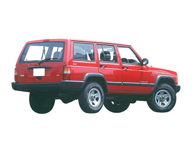 ジープ チェロキー 2000年1月〜モデル