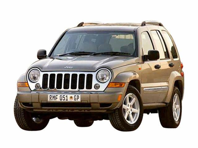 ジープ チェロキー 2005年3月〜モデル