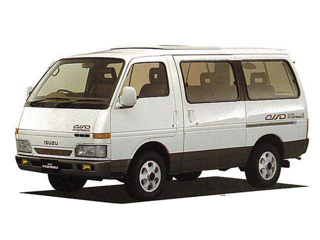いすゞ ファーゴ 新型・現行モデル