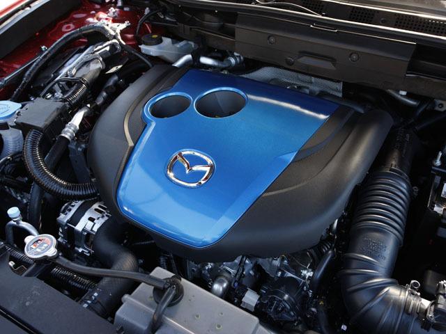 マツダ CX-5 2012年2月〜モデル