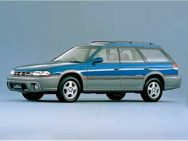 スバル レガシィグランドワゴン 1996年6月〜モデル