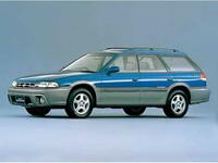 スバル レガシィグランドワゴン 1995年8月〜モデルのカタログ画像