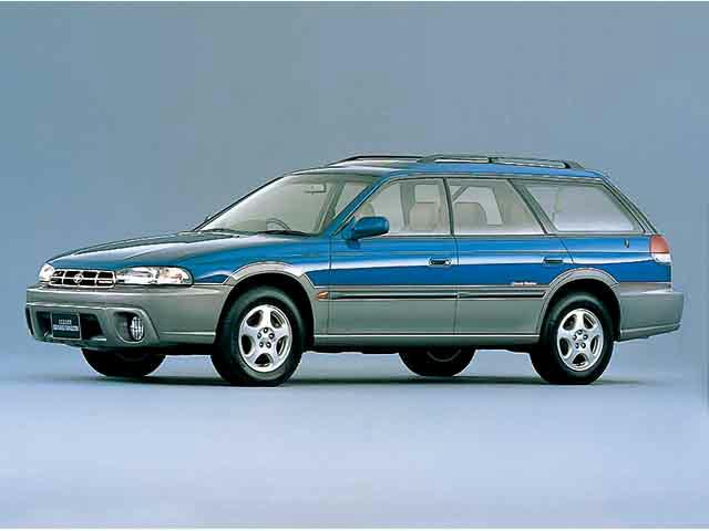 スバル レガシィグランドワゴン 1995年8月〜モデル