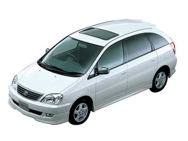 トヨタ ナディア 新型・現行モデル