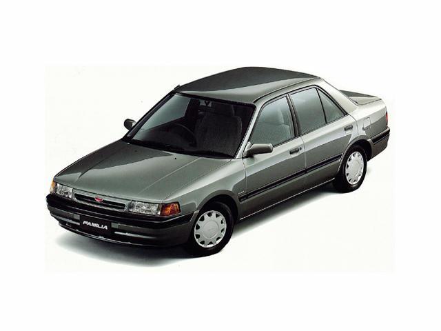 マツダ ファミリアセダン 1991年1月〜モデル