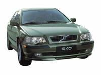 ボルボ S40 2002年7月〜モデルのカタログ画像