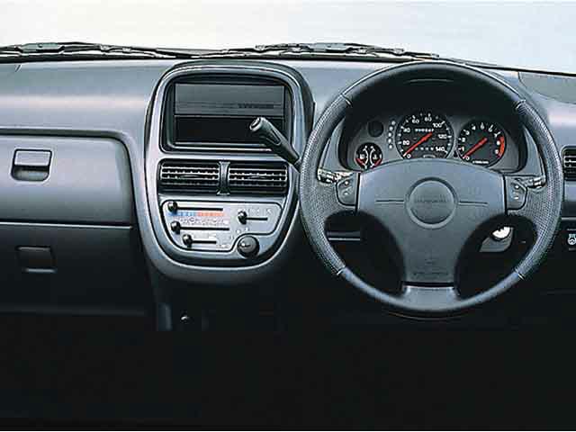スバル プレオ 1998年10月〜モデル