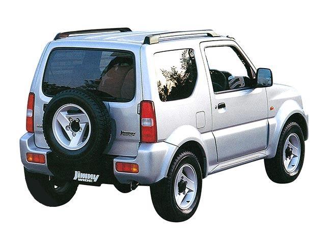 スズキ ジムニーワイド 1998年1月〜モデル