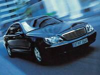 メルセデス・ベンツ Sクラス 2000年12月〜モデルのカタログ画像