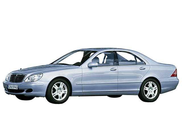 メルセデス・ベンツ Sクラス 2002年11月〜モデル