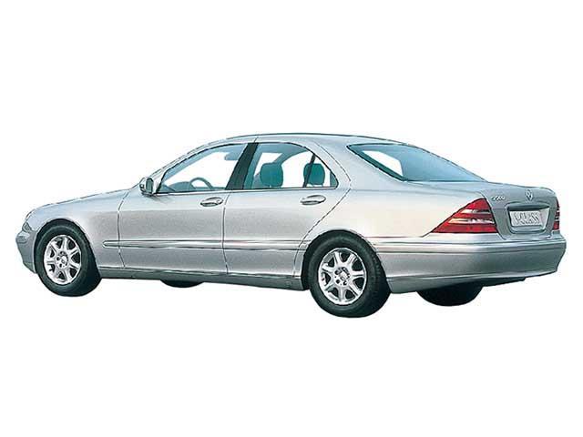 メルセデス・ベンツ Sクラス 1998年11月〜モデル