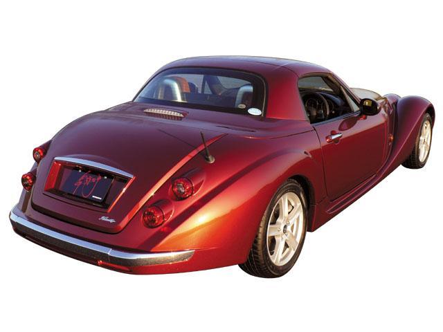 光岡自動車 ヒミコ 2008年12月〜モデル