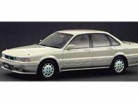 三菱 エテルナサバ 1991年10月〜モデルのカタログ画像