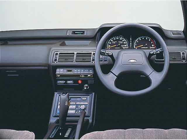 三菱 エテルナサバ 1989年10月〜モデル