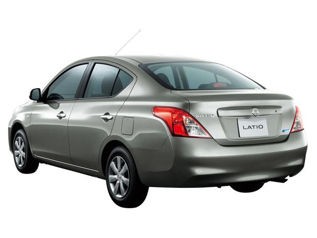日産 ラティオ 新型・現行モデル