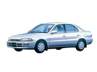 トヨタ スプリンター 1993年5月〜モデルのカタログ画像