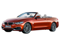 BMW 4シリーズカブリオレ 2017年8月〜モデルのカタログ画像