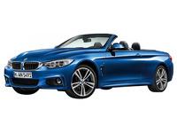 BMW 4シリーズカブリオレ 2014年11月〜モデルのカタログ画像