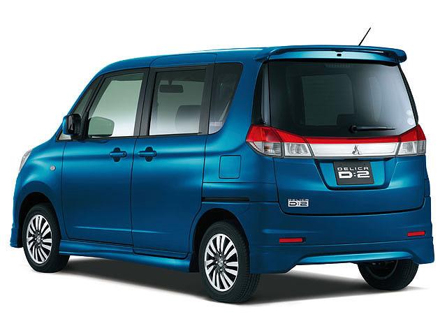 三菱 デリカD:2 2011年3月〜モデル