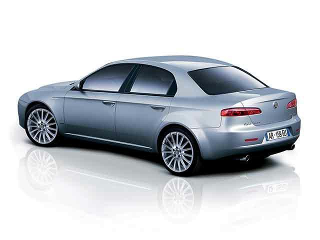 アルファ ロメオ アルファ159 新型・現行モデル