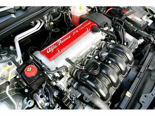 アルファ ロメオ アルファ159 2006年12月〜モデル