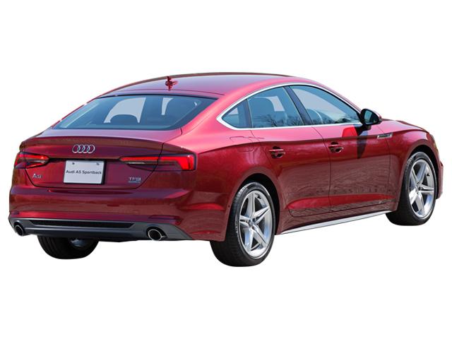 アウディ A5スポーツバック 新型・現行モデル