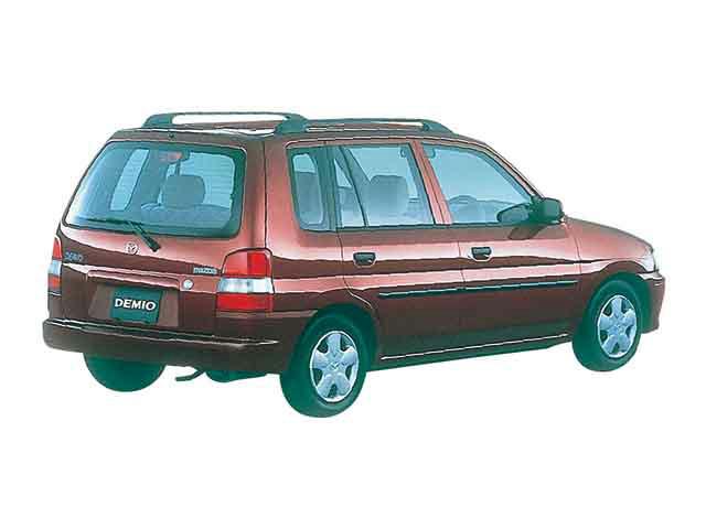 マツダ デミオ 1998年9月〜モデル