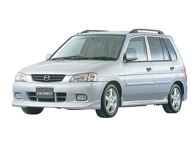 マツダ デミオ 1999年12月〜モデル