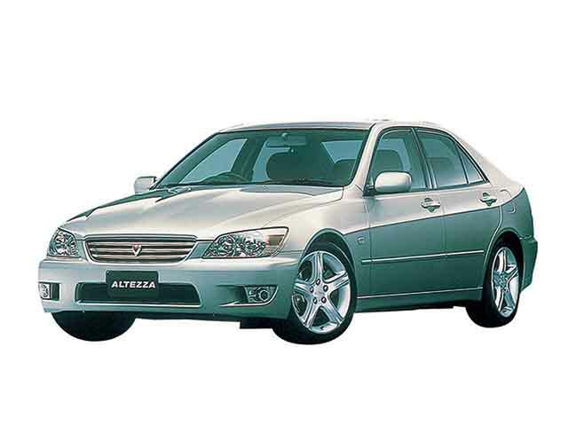トヨタ アルテッツァ 2000年5月〜モデル