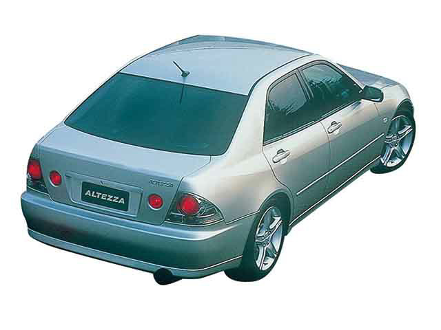 トヨタ アルテッツァ 新型・現行モデル