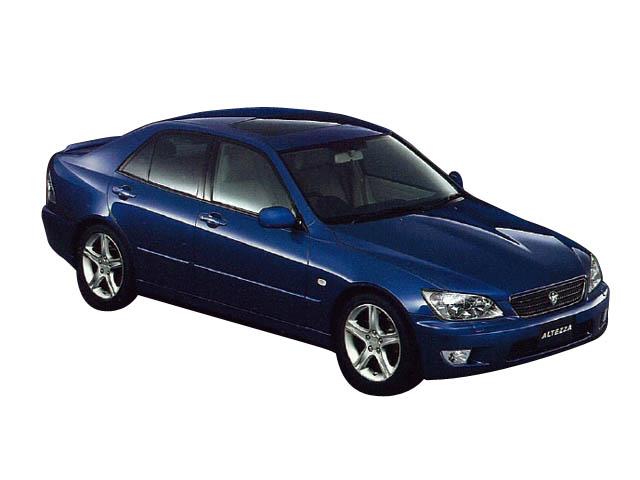 トヨタ アルテッツァ 2003年8月〜モデル