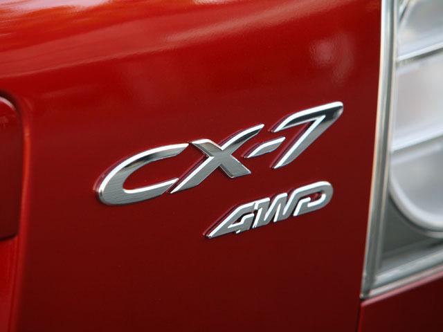 マツダ CX-7 2006年12月〜モデル