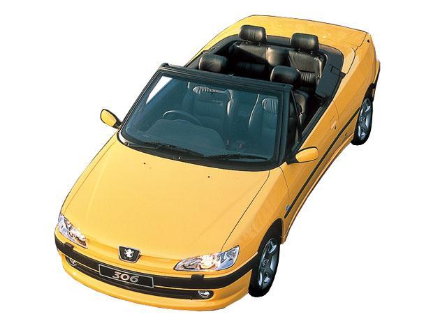 プジョー 306カブリオレ 新型・現行モデル