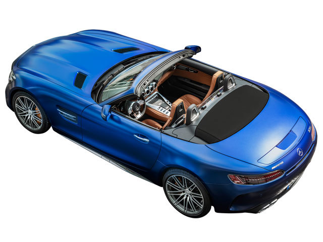 メルセデスAMG GT Cロードスター 新型・現行モデル