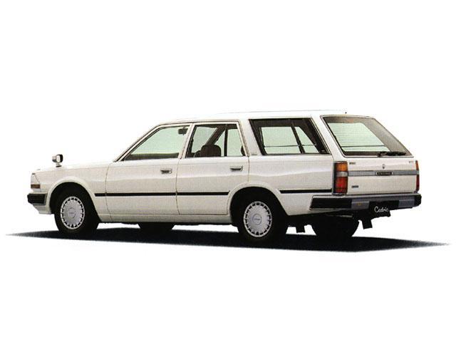 日産 セドリックバン 新型・現行モデル