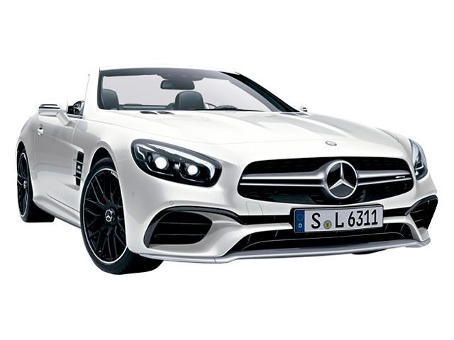 メルセデスAMG SLクラス 新型・現行モデル