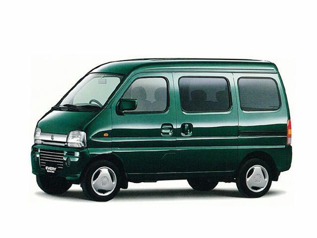 スズキ エブリイワゴン 新型・現行モデル
