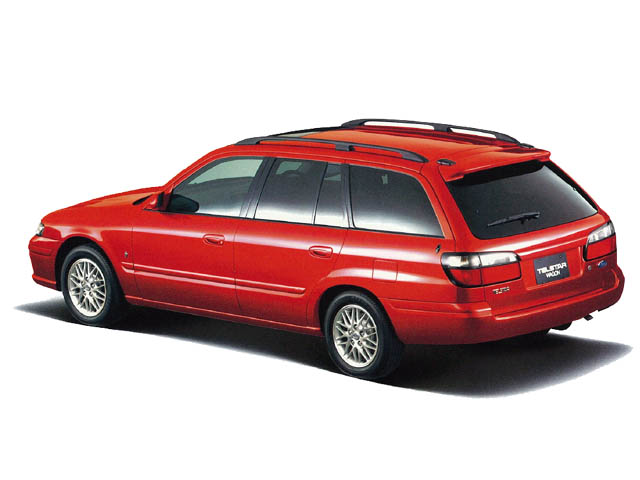 フォード テルスターワゴン 新型・現行モデル