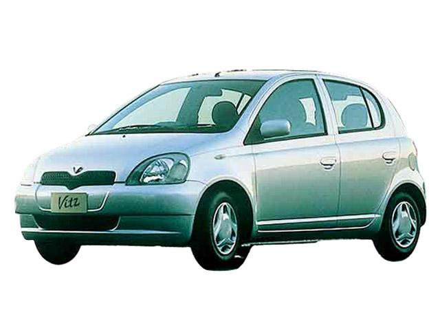 トヨタ ヴィッツ 1999年8月〜モデル