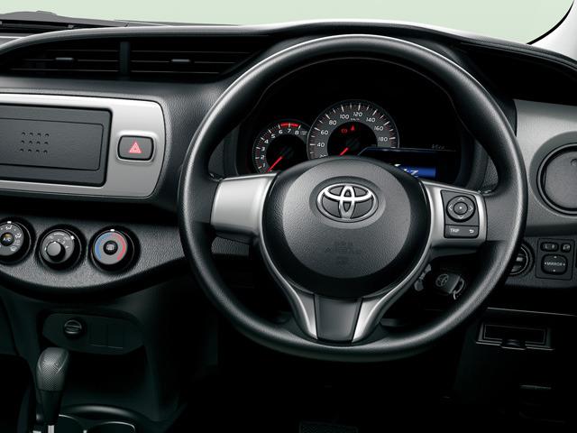 トヨタ ヴィッツ 2014年4月〜モデル