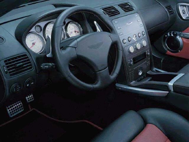 アストンマーティン V12ヴァンキッシュ 新型・現行モデル