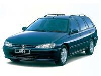 プジョー 406ブレーク 1998年10月〜モデルのカタログ画像